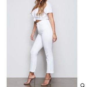Good American White Jeans